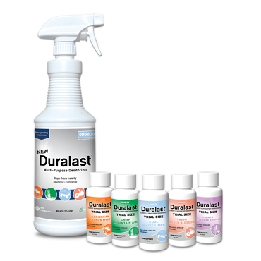 Duralast Assorted Spray 5 Pack
