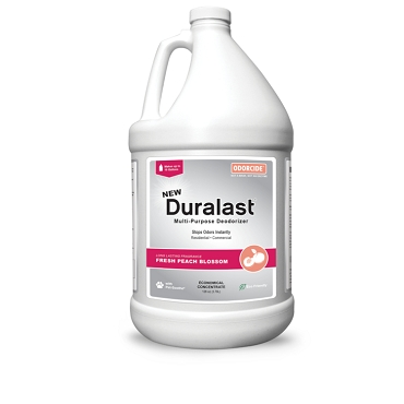Duralast Fresh Peach Blossom Gallon Concentrate
